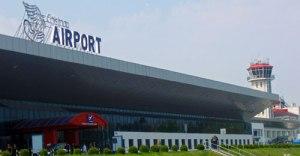 Chisinau airport - exterior