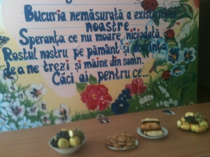 Lyrical ode (in Romanian) to the hope and joy that children bring