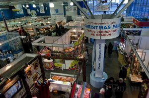 Last year's Christmas Bazaar in MoldExpo