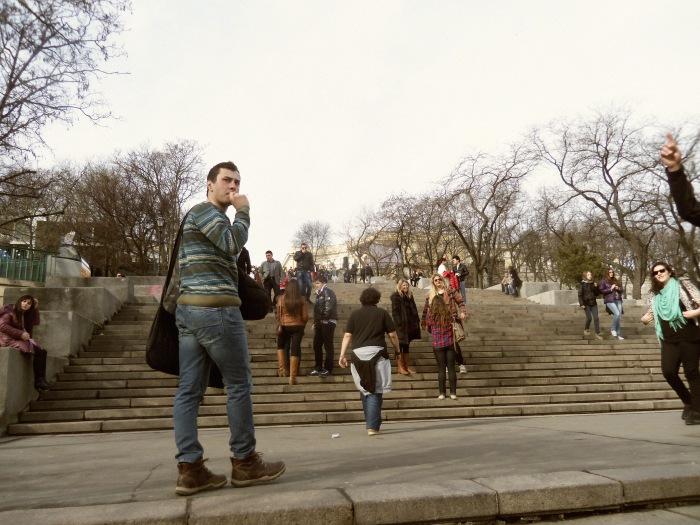 Potemkin Staircase