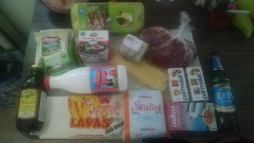 $32 groceries